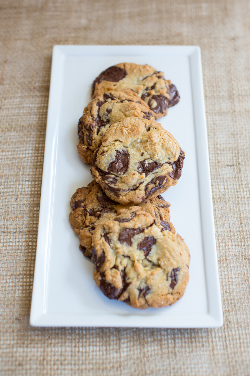 Jacques Torres Chocolate Chip Cookies » TableandDish